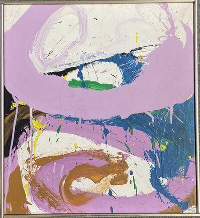 Norman Bluhm, 'Purple Light', 1968