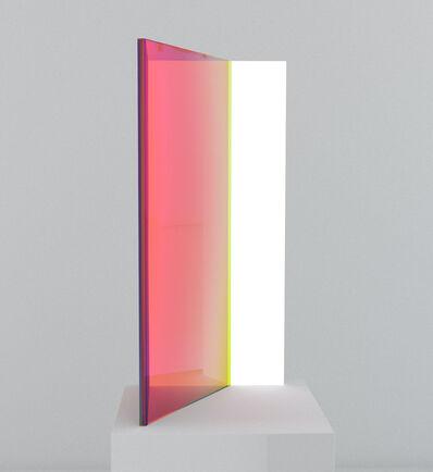 Etienne Rey, 'Light color-prisme-assymétrique - angle 60°', 2021