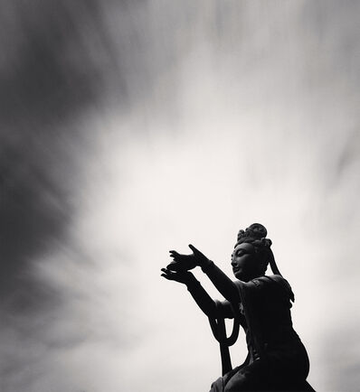 Michael Kenna, 'Buddha Offering, Lantau Island, Hong Kong', 2006