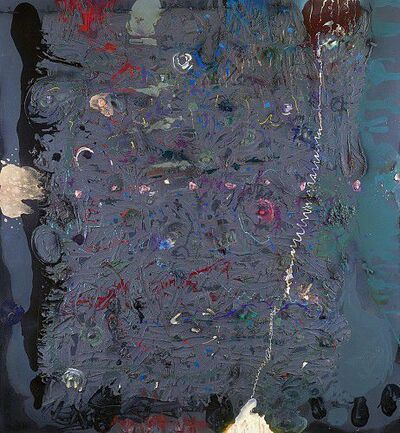 Stanley Boxer, 'Plashofmoon', 1988