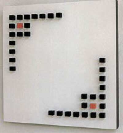 Lygia Pape, 'Relief (Relevo)', 1954-1956