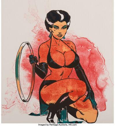 Allen Jones, 'Woman-Splash (Kneeling Woman)', 1970