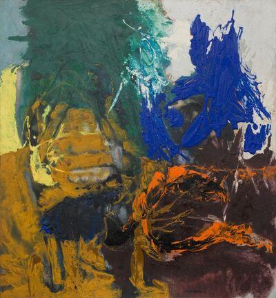 Friedel Dzubas (1915-1994), 'Fallen Dream', 1915-1994