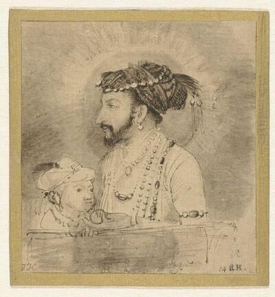 Rembrandt van Rijn, 'Shah Jahan and His Son', 1656-1658