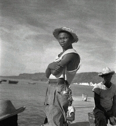 Pierre Verger, 'Port, Port-au-Prince, Haït', 1948