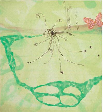 Janis Provisor, 'Flower Power', 2004