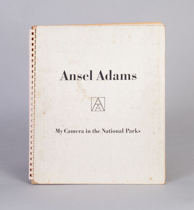 Ansel Adams, 'Ansel Adams: My Camera in the National Parks', 1950