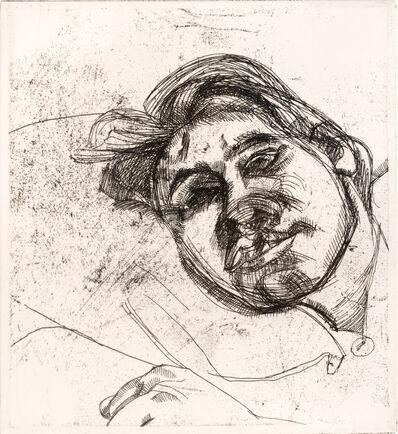 Lucian Freud, 'Bella', 1982