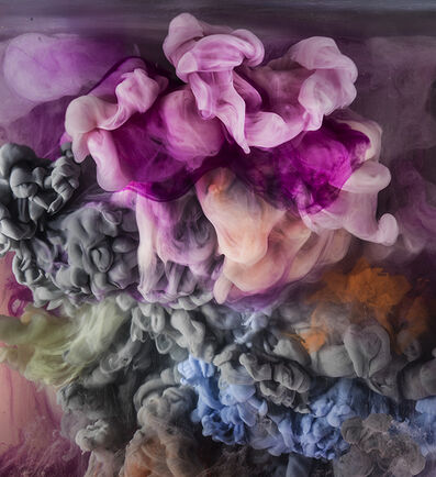 Kim Keever, 'Abstract 37361b', 2018