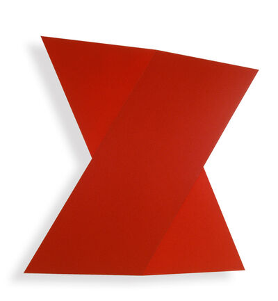Donald Alberti, 'Red Red', 1991