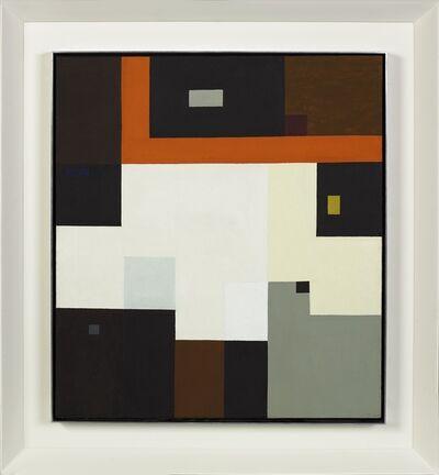 Alice Trumbull Mason, 'Paradox No. 2, Delicate Compass', 1969