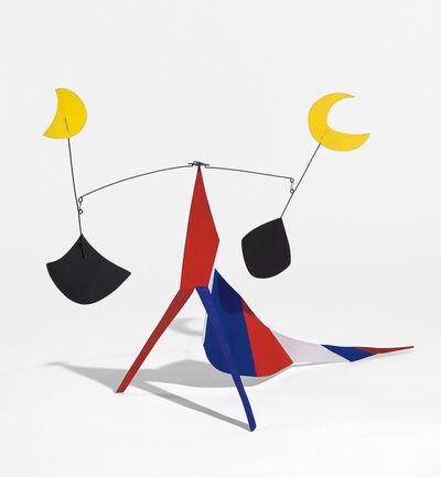Alexander Calder, 'Two Moons', 1969