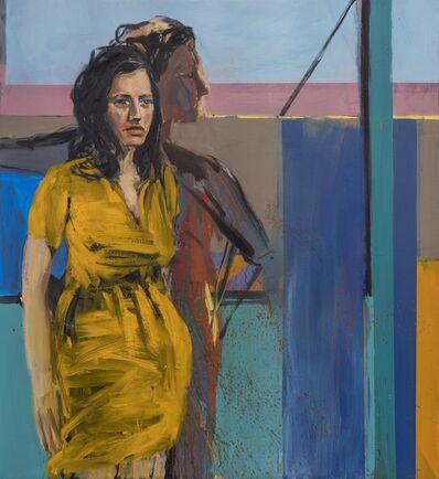 Daniel Clarke (b. 1971), 'the crossing guards', 2016