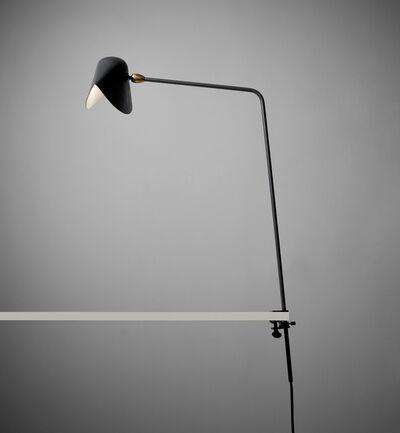 "Serge Mouille, '""Agrafée"" desk lamp', circa 1957"