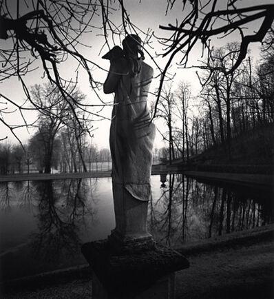 Michael Kenna, 'Contemplation, Parc St. Cloud, Paris, France', 1996