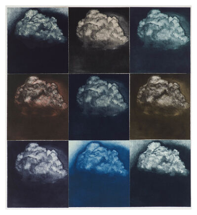 Robyn Penn, 'Nine Views of a Cloud,', 2015