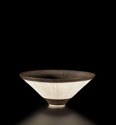 Lucie Rie, 'Conical bowl', circa 1980