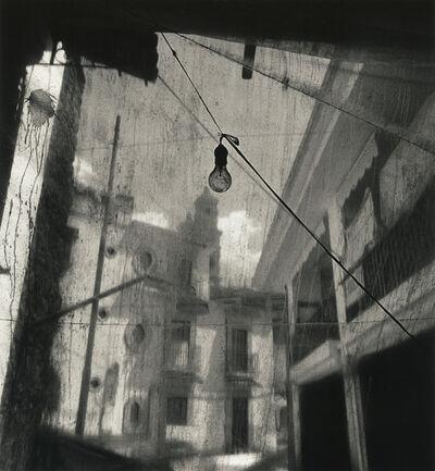 William Scott (b. 1967), 'Veiled, Taxco, Mexico', 1994