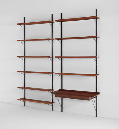 Ico Parisi, 'Two-part wall unit', circa 1955