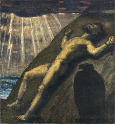 Franz von Stuck, 'Prometheus', ca. 1926