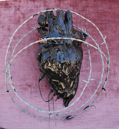 Mattia Biagi, 'Believe In Your Heart III', 2012
