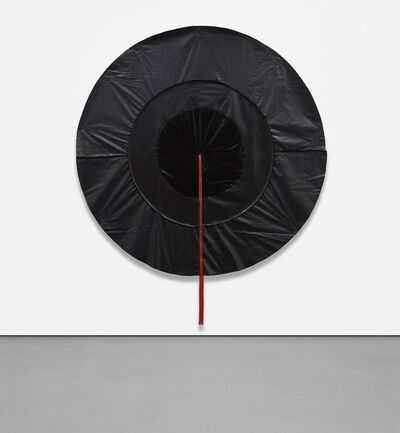 Rodney McMillian, 'Untitled (target)', 2012