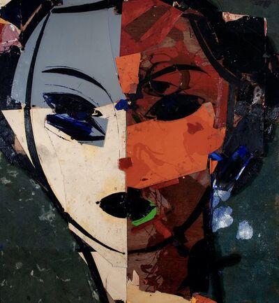 Manolo Valdés, 'Portrait I', 2018