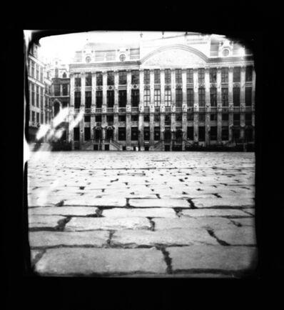 Katja Liebmann, 'Brussels 1 (market)', 1997