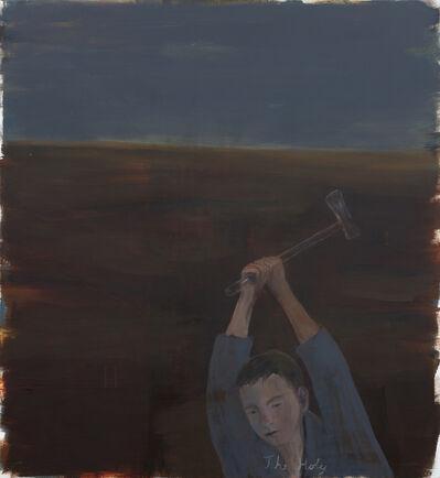 Enrique Martínez Celaya, 'The Holy', 2009