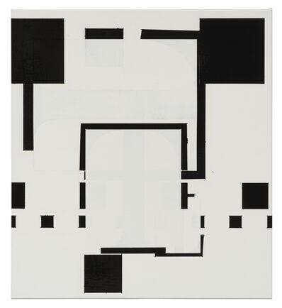 Ronald de Bloeme, 'Komposition II (T-mobile)', 2017