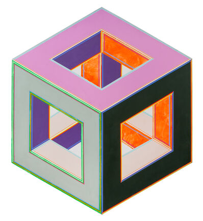 Alvin Loving Jr., 'Cube 28', 1970