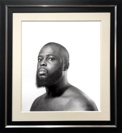Arinze Stanley, 'Portrait of Arinze Stanley', 2021