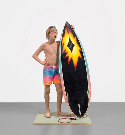 Duane Hanson, 'Surfer', 1987
