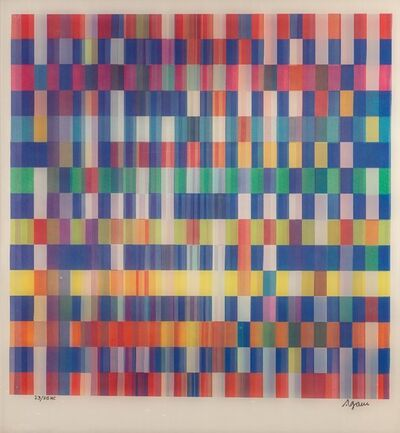 Yaacov Agam, 'BB #4 Constellation and Untitled (two works)', n.d.