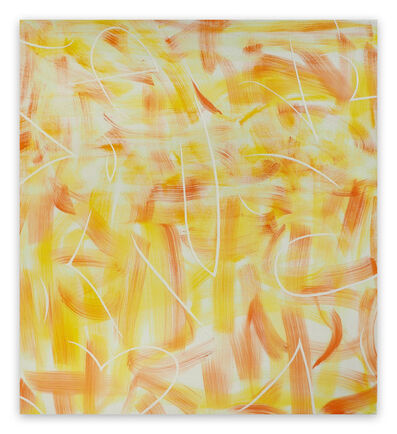 Jessica Snow, 'Space Groove 4 (Abstract painting)', 2019