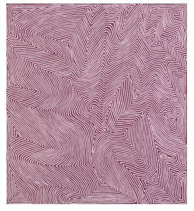 George Hairbrush Tjungurrayi, 'Untitled', 2018