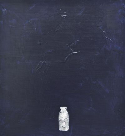 Joe Goode, 'Milk Bottle Painting 142', 2012