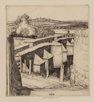 Robert Austin, 'The Pack Bridge, 1926, and Bell No. 1, 1927'