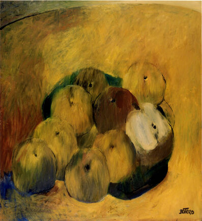 Fernando Botero, 'Apples ', 1961