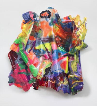 Daniel Knorr, 'Canvas Sculptures, Nicki's Dress', 2020