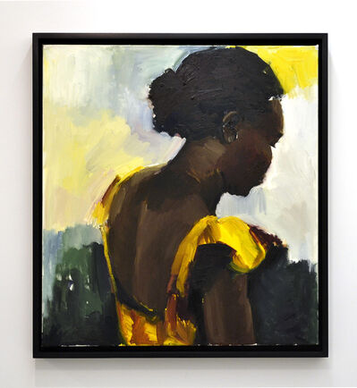 Lynette Yiadom-Boakye, 'Brow-Beater', 2015