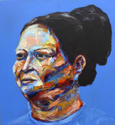 Bader Mahasneh, 'Um Kulthum 1', 2018