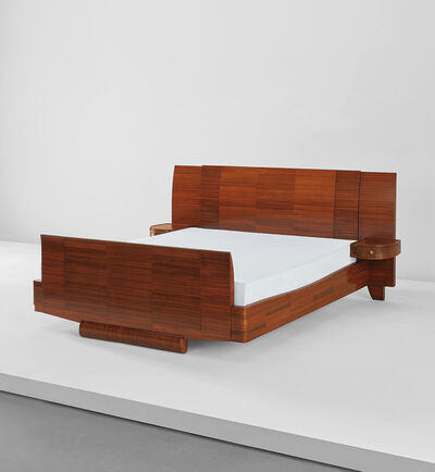 Émile-Jacques Ruhlmann, 'Bed, model no. 894b NR', 1932
