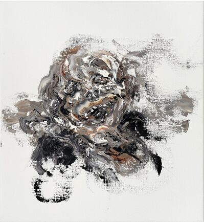 Maggi Hambling, 'Laughing III', 2018