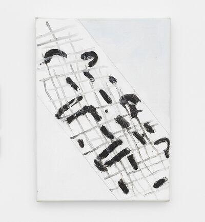 Raoul De Keyser, 'Breaker', 2011