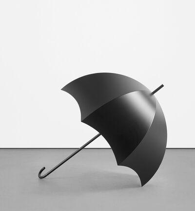 Katharina Fritsch, 'Schwarzer Schirm (Black Umbrella)', 2004