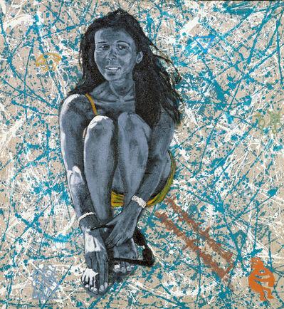 Damilola Oshilaja, 'The Girl Has a New Friend', 2007