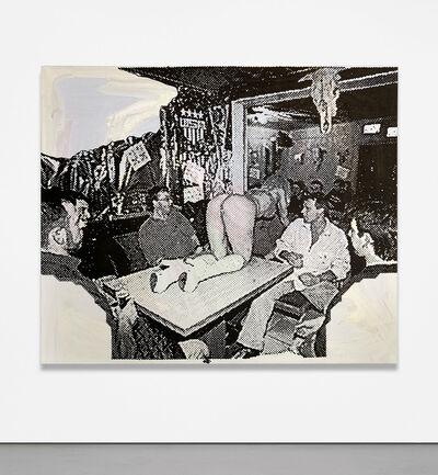 Sigmar Polke, 'Table Dance', 2002
