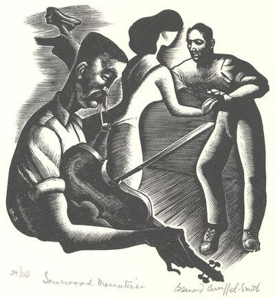 Bernard Brussel-Smith, 'Sourwood Mountain'