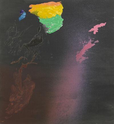 Albert Stadler, 'Night Bloom', 1982